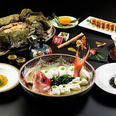 琉球ダイニング 花風 × 石川酒造 ~琉球泡盛で愉しむ春節の宴~