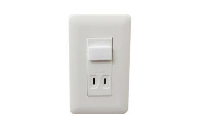 感電防止用プラグ