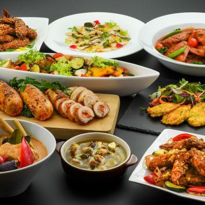 Best dish for you ~プレミアムチキンパーティーフェア~ディナービュッフェ