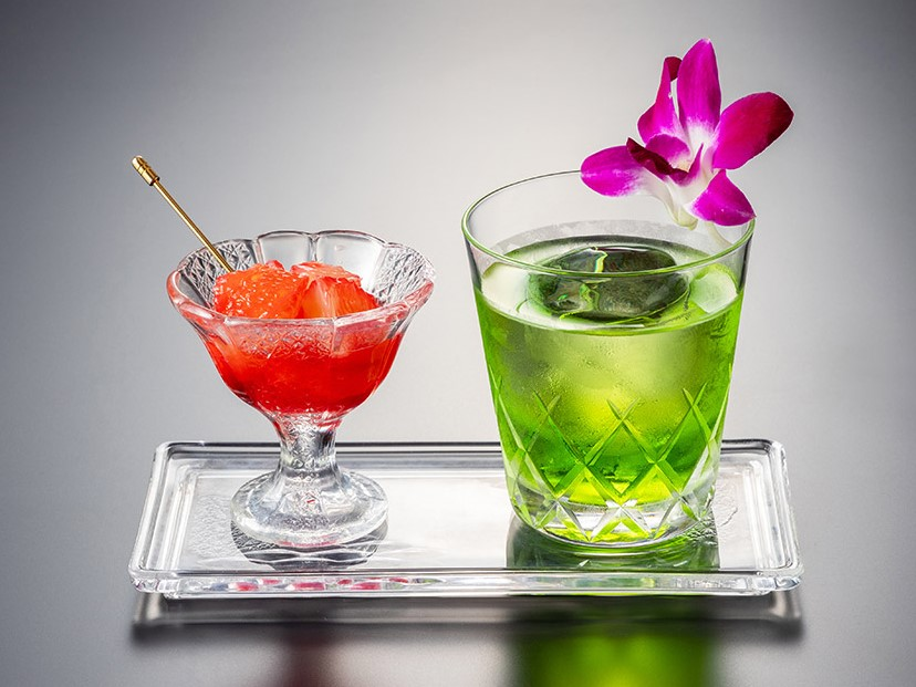ニューイヤーカクテル「新音」 ~New Year Cocktail~