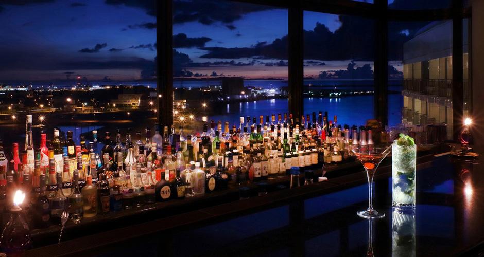 夜景bar